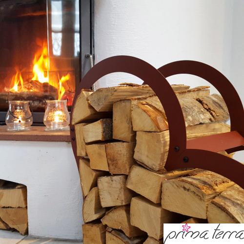 kaminholzregal herz edelrost versandkostenfrei bei garten online produkt detail seite. Black Bedroom Furniture Sets. Home Design Ideas